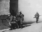 German soldiers in Russia